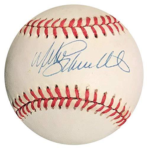 Mike Schmidt Autographed Official National League Baseball