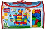 Mega Bloks First Builders Deluxe Building Bag 160-Piece thumbnail