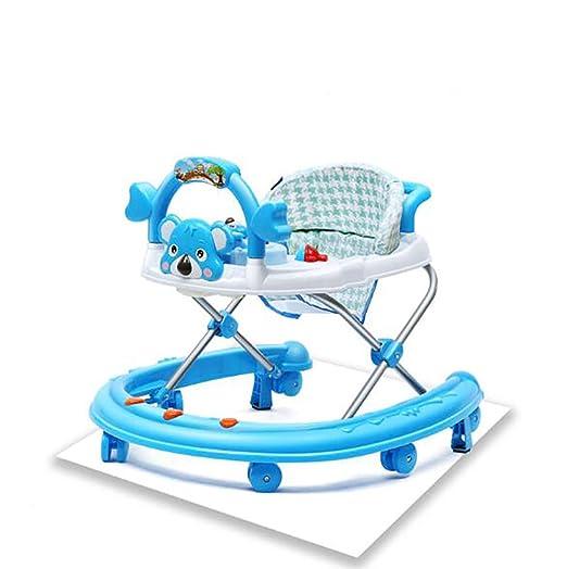 TINE Andador para Bebé Andador de Actividades Plegable Ajustable ...