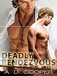 Deadly Rendezvous (Book 3 of Danger Games) (Gay Erotica)