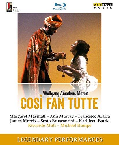 Cosi Fan Tutte - Salzburger Festspiele 1983 (Blu-ray)