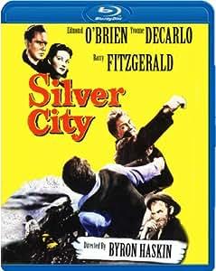 Silver City [Blu-ray]