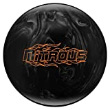 Columbia 300 Nitrous Bowling Ball, Silver/Black, 14 lb