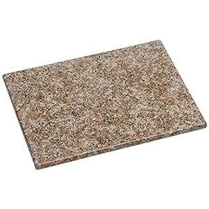 Premier Housewares-Tabla de cortar rectangular granito, moteado marrón entrega gratuita