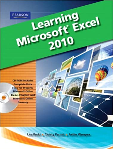 Microsoft Excel Learning Book