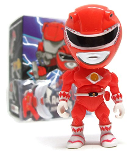 Loyal Subjects POWER RANGERS THE MOVIE Action Vinyls RED RANGER Figure MMPR - Power Rangers Putties Costume