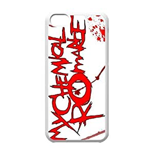 James-Bagg Phone case - My Chemical Romance Music Band Pattern Protective Case For iphone 5/5s iphone 5/5s Style-7