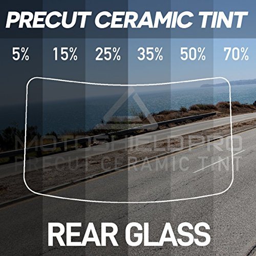 PreCut Ceramic Tint Film for Rear Windshield Any Tint ()