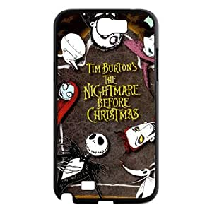 DIY Protective Hard Plastic Case for Samsung Galaxy Note 2 N7100 - the nightmare before christmas customized case at CHXTT-C