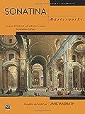 Sonatina Masterworks - Book 2 - Piano - Intermediate