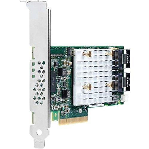 HP 830824-B21 Smart Array P408i-p SR Gen10 - Storage Controller (RAID) - 8 Channel - SATA 6Gb/s/SAS 12Gb/s - 1.2 GBps - RAID 0, 1, 5, 6, 10, 50, 60,