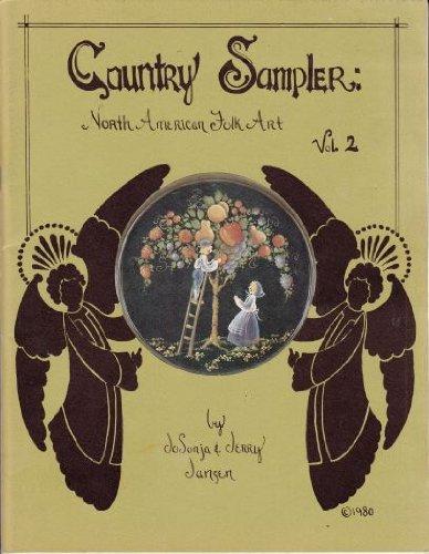 - Country Sampler: North American Folk Art - Vol 2 (two)