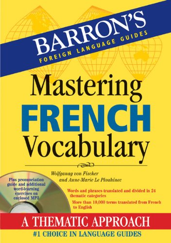 Mastering French Vocabulary Audio MP3 product image