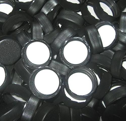 SCREW CAPS 12 28/400 PLASTIC SCREW TOP FOR WINE BOTTLES / BOSTON ROUNDS 28mm - Prairie Parks In Tx Grand