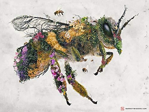 imal Nature Fine Art Painting Archival Print ()