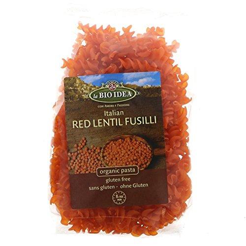 Bioidea - Espirales lentejas rojas sin gluten - 5838-250gr-Bioidea: Amazon.es: Alimentación y bebidas
