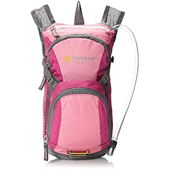 Outdoor Products Youth Hydration Pack, Rose Violet