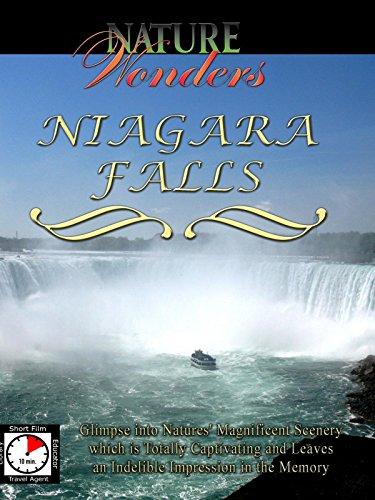 Nature Wonders   Niagara Falls   New York   U S A    Canada