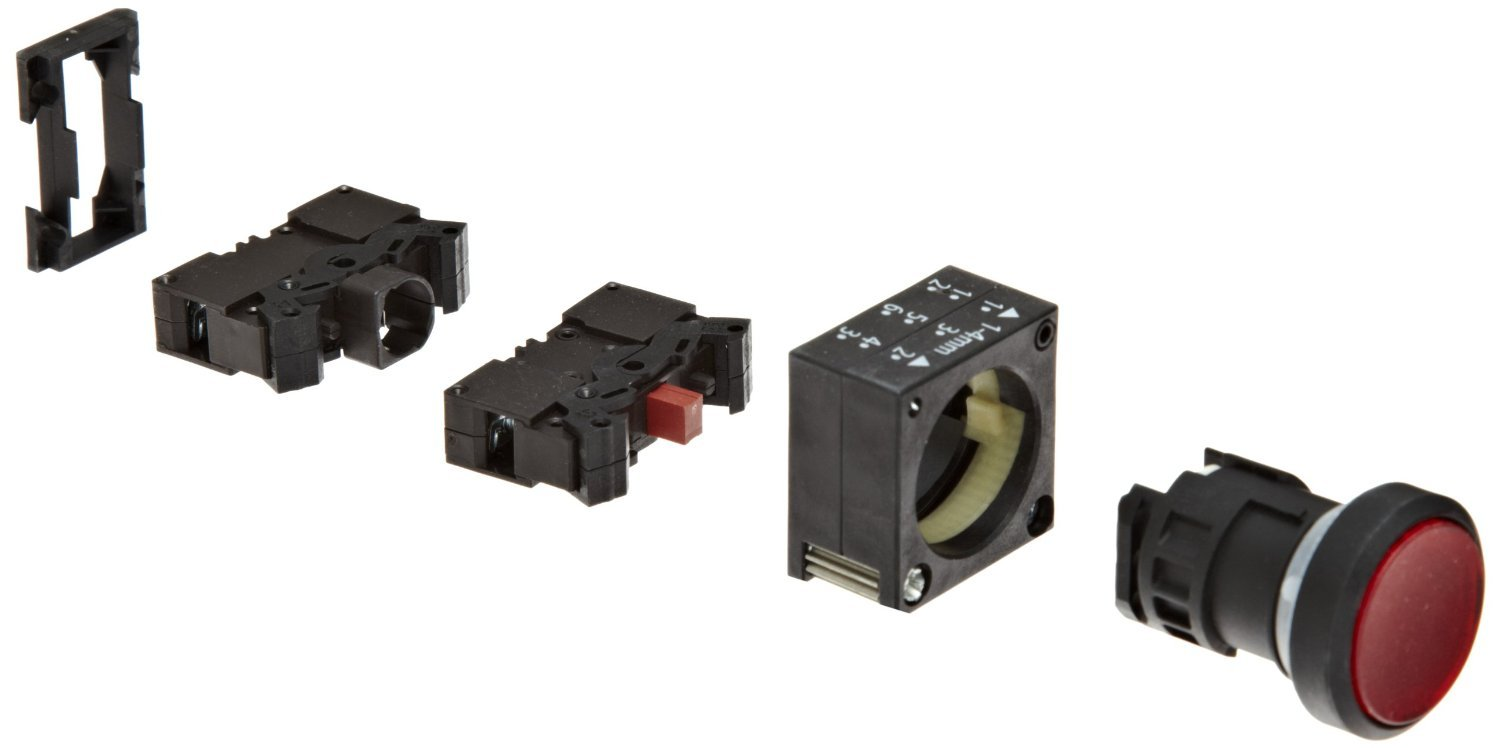 Siemens 3sb3207 0aa21 Pushbutton Unit Flat Button Momentary Details About Latching Push Switch Rectangular Dc Operation Illuminated Ba 9s Lamp Holder 1 Nc Contact Type Red Electronic Component