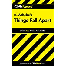 CliffsNotes on Achebe's Things Fall Apart (Dummies Trade) (Cliffsnotes Literature Guides)