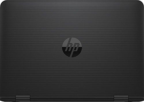 HP X360 11-AB011DX 11.6-Inch Touchscreen 2-in-1 Convertible Premium HD Laptop (Intel celeron N3060, 4GB RAM, 32GB eMMC, Windows 10 Home) Black by HP (Image #7)