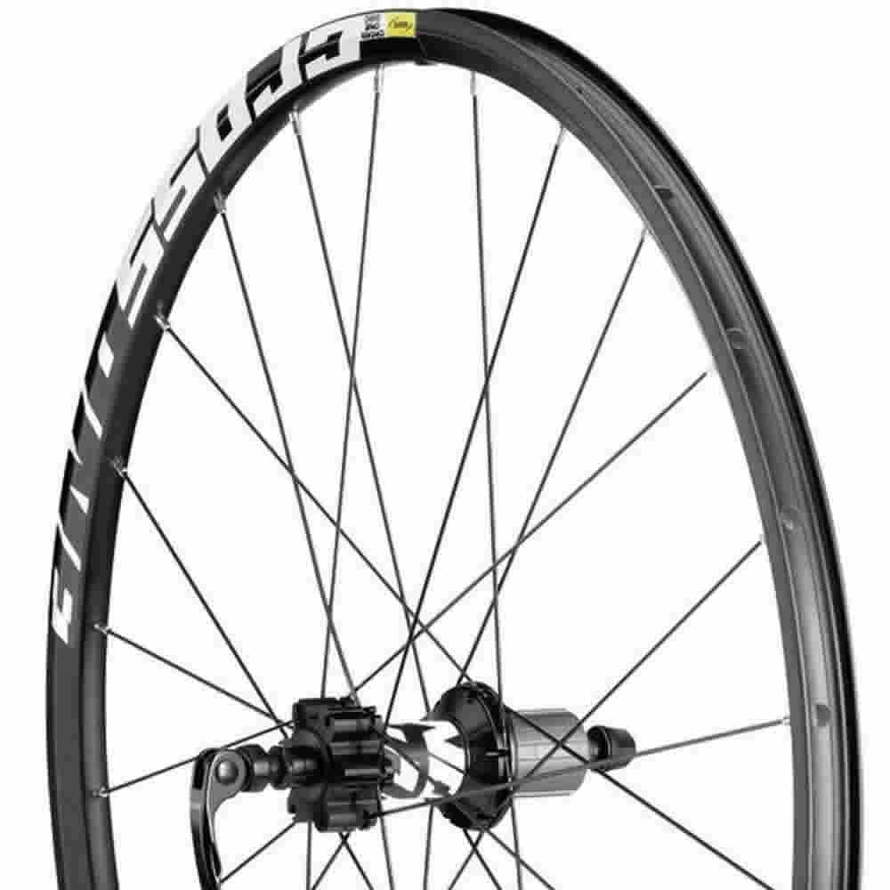 Set de ruedas para MTB Mavic Crossone LRS 26