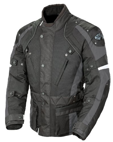 Joe Rocket Mens Motorcycle Jacket - 3