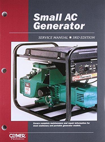 Small AC Generator Service Manual, 3rd Edition
