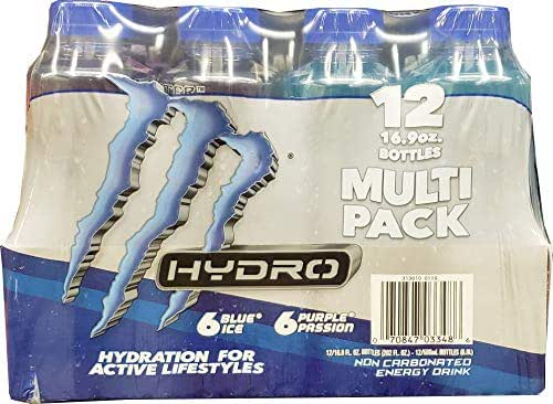 Energy & Sports Drinks: Monster Hydro