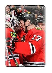 Rolando Sawyer Johnson's Shop 4017826K922048712 chicago blackhawks (84) NHL Sports & Colleges fashionable iPad Mini 3 cases