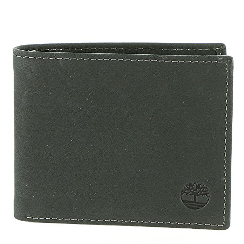 Timberland Genuine Portefeuilles Hommes Leather 100 fold Bi Icon qqnEr0wS