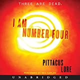 Bargain Audio Book - I Am Number Four