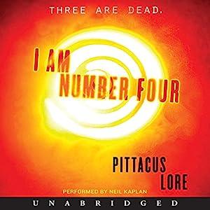 I Am Number Four Audiobook