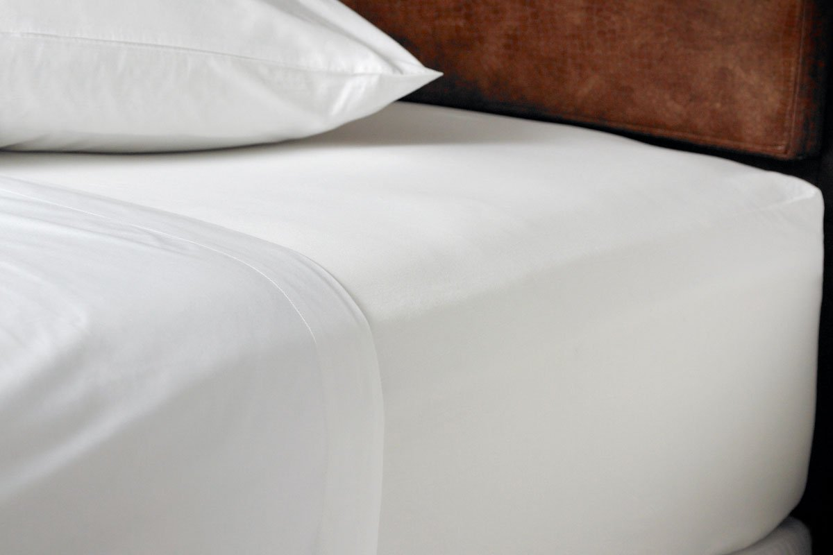 Westin Hotels 600TC Fitted Sheet - CalKing