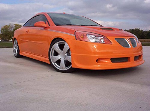 2005-10 Pontiac G6 4dr/2dr - Stock# 122-300 Razzi Side Skirts