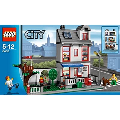 LEGO City House (8403): Toys & Games