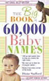 img - for The Big Book of 60,000 Baby Names book / textbook / text book