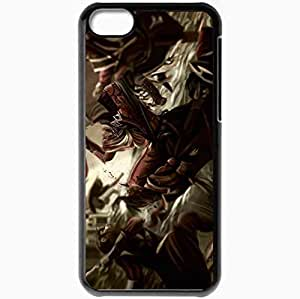 Personalized iPhone 5C Cell phone Case/Cover Skin Art Assassin Soldiers Black