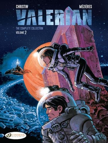 Valerian: The Complete Collection (Valerian & Laureline), Volume 2