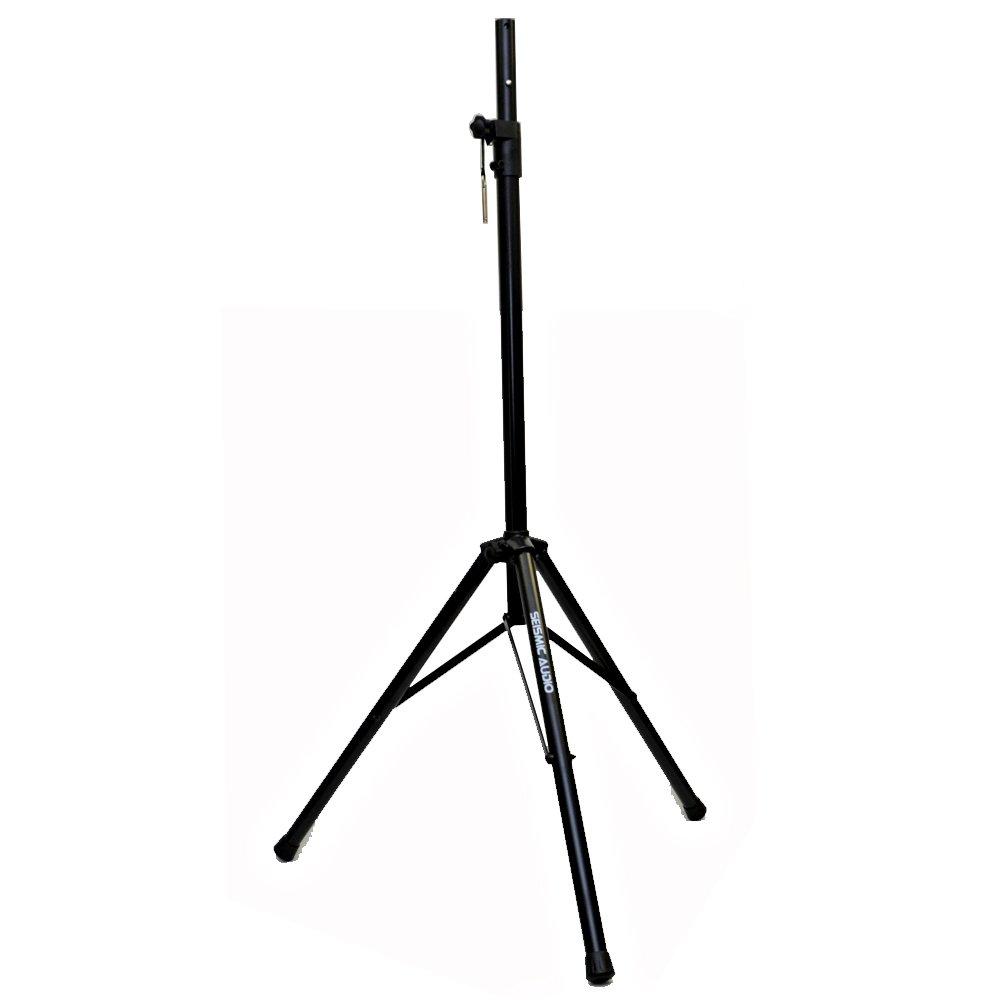Seismic Audio - Tripod Speaker Stand for PA/DJ Speakers