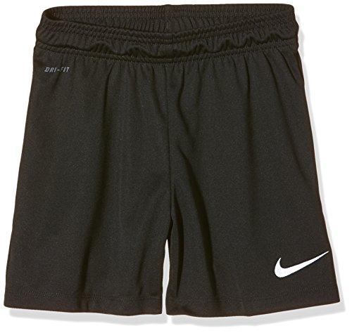 NIKE Kinder Shorts Park II Knit, Black/White, L, 725988-010
