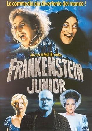 Frankenstein Junior It Import Amazon De Gene Wilder Peter Boyle