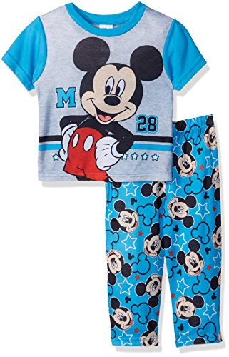 Disney Mickey Mouse 2 Piece Pajama