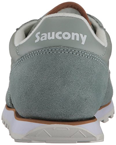 Turquesa White Zapatillas Low Cross Saucony para Jazz Grey Aqua Mujer de Pro w8CPxTqZ