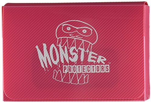 Monster Protectors Trading Card Double Deck Box with Magneti