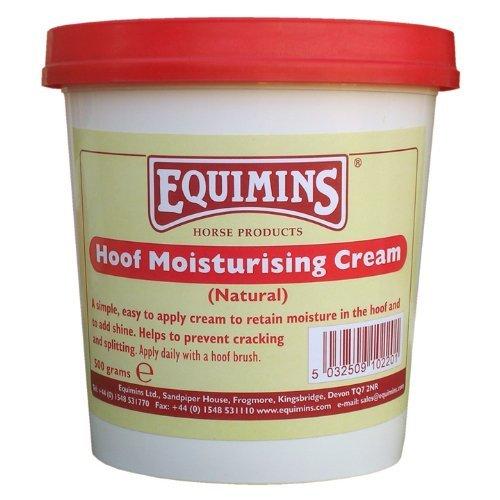 Equimins Horse Care Hoof Moisturising Cream 500G (Moisturising Care)