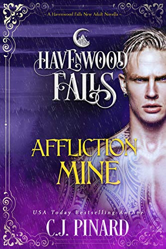Affliction Mine: (A Havenwood Falls Novella) (English Edition)