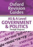 AS and A Level Government and Politics Through Diagrams: Oxford Revision Guides