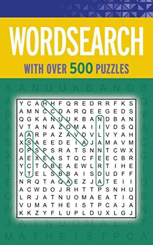 Wordsearch: With Over 500 Puzzles (Best Crossword App Uk)