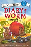 img - for Diary Of A Worm (Turtleback School & Library Binding Edition) (I Can Read Books: Level 1) book / textbook / text book